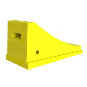 Size 3 Lightweight Wheel Chock