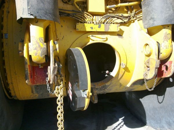 Axle Hatch Cover