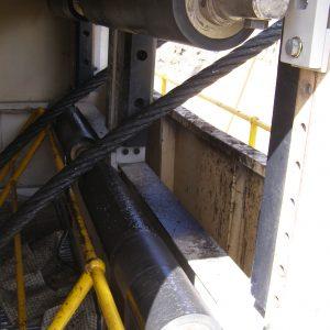Hoist Rope Rollers (BE)