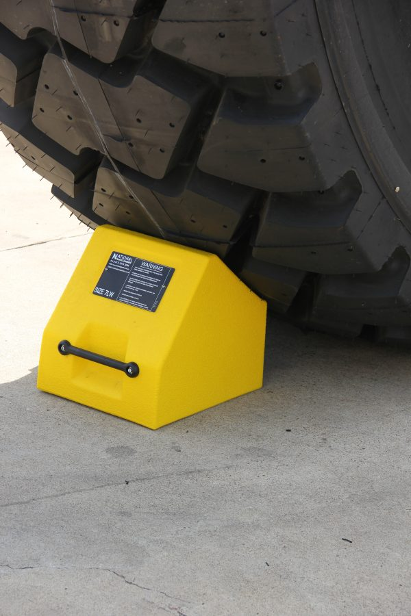Size 7 Lightweight Wheel Chock
